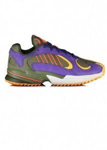 adidas Originals Mens Footwear Yung-1 Trail Trainers EE6537 RRP £90.00 (G2)