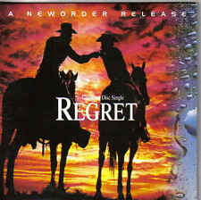 New Order-Regret cd single