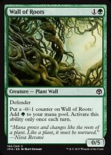 MRM ENGLISH FOIL Wall of Roots - Mur de racines MTG magic IMA