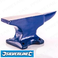 Jewellery Making Intricate Work Silverline 595565 Mini Anvil 475g