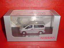 NISSAN NV200 CONBI SILVER 1/43 ELIGOR EN BOITE