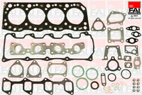 Gasket (Headset) To Fit Toyota Land Cruiser (_J7_) 2.4 Td (Lj70_ Lj73_) (2L-T)