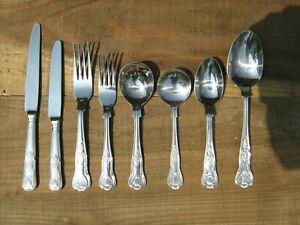 Vintage VINERS KINGS Stainless Steel Cutlery - various pieces