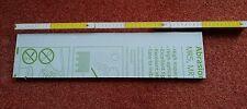 Plexiglas Acrylglas Platte Klar Farblos Hohe Qualität 500 x 115mm Stärke 15mm Ne