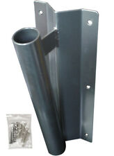 ANGLED WALL MOUNT - Base for WINDLESS Kit Swooper Feather Flag b