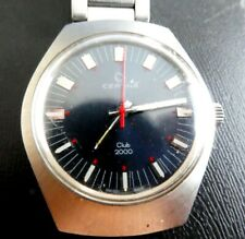 Certina club 2000 Handaufzug manual voll Funktion  watch  works