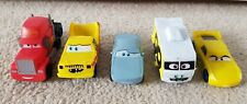 DISNEY PIXAR - CARS small toys FIGURES cake toppers MACK taco ARVY sterling