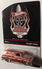 MOMC 2010 Hot Wheels RLC 24th Collector's Convention '64 GMC Panel Truck /1500