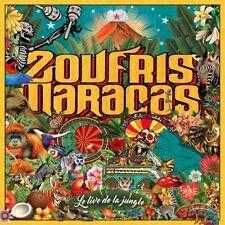 ZOUFRIS MARACAS - LE LIVE DE LA JUNGLE   CD NEUF