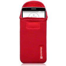 Étuis, housses et coques rouges en néoprène pour téléphone mobile et assistant personnel (PDA) LG
