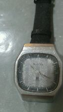 RELOJ MARCA ALLWYN Y329-5010 CARGA MANUAL 17 JEWELS