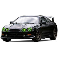 for Toyota Celica 94-99 Green LED Halo kit for Headlights