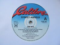 "STREET ANGELS One Bite/Once Bitten UK 7"" Single EX Cond"