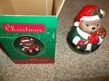 CHRISTMAS CLASSIC ROLY POLY MUSIC BOX PLAYS Deck The Halls