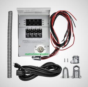 Yeti Lithium Home Integration Breaker Kit Goal Zero Power Stations 1000-6000X
