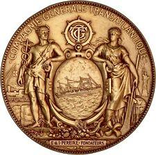 Algérie, Compagnie générale transatlantique 1940