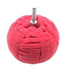 Circular Sponge Car Polishing Sponge Ball Waxing Buffing Grinding Polisher K1B