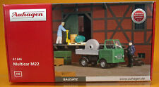 Auhagen 41644 HO Multicar M22 KIT Neuf emballage d'origine