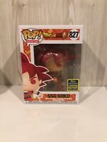 Animation Dragon Ball Super SSG Goku 2020 SDCC Exclusive Funko Pop