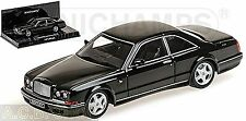 Bentley Continental T 1996 schwarz black 1:43 Minichamps