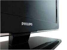 PHILIPS 81,3 cm (32 Zoll) Fernseher LCD FLAT TV HD-Ready Scart  HDMI USB S-Video