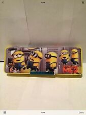 Despicable ME2 Minions Cartoon Stationery Smart Size Pencil Case/Box