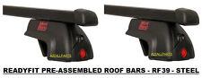 Pour toyota RAV4 2.0 2.0TD 2.2TD 2.5 13 14 15 16 supérieur en acier barres de toit ready fit