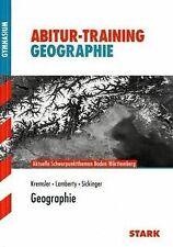 Abitur-Training Erdkunde: Geographie. Aktuelle Schwerpun...   Buch   Zustand gut