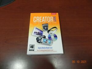 Roxio Creator NXT (Package/Box version)-New Sealed Box-