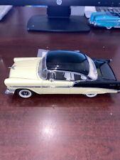 New ListingFranklin Mint 1956 Chevrolet Bel Air Sport Coupe 1:24 Yellow/Black w/Coa No Box