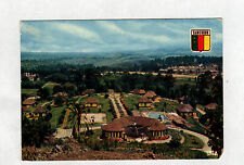 DSCHANG (CAMEROUN) HOTEL & PAILLOTES en vue aérienne