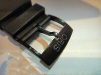 Genuine ORIS BC3 20mm s steel tang buckle for leather rubber band strap bracelet