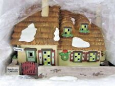 "Dept.  56 Heritage Village/Dickens' Village series""The Christmas Carol Cottage"""