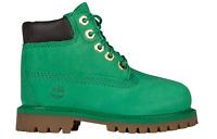 Timberland 6 Inch Premium Boots # TB0A1IPZ WinterGreen Toddler SZ 4 - 12