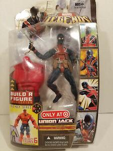 Marvel Legends UNION JACK BAF Red Hulk Target Exclusive Figure