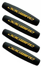 4 x JAGWIRE NEW 4G Tube Tops Silicone Frame Protectors For Cable Outers Black