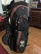 TAMPA BAY BUCCANEERS BUCS SUPER BOWL XXXVII GOLF BAG BUCS EXTREMELY RARE 37 1of1