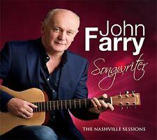 John Farry - Songwriter (The Nashville Sessions) 2016 Irish Country Music CD
