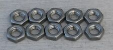 "5/16"" 18t Seat Spring Jam NUTS Vintage Bike Troxel Saddle Prewar Schwinn Bicycle"