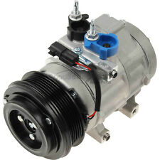 New DENSO A/C Compressor and Clutch 4716052 Ford Lincoln