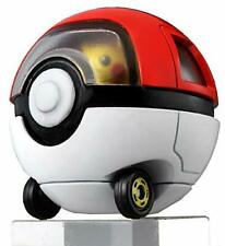 Takara Tomy Dream Tomica Ride On R10 Pikachu & Pokeball Car 119432