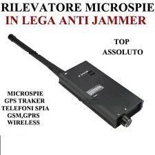 RILEVATORE DI MICROSPIE SPIE PROFESSIONALE SPIA AMBIENTALE SPY SPIE CIMICI CW125