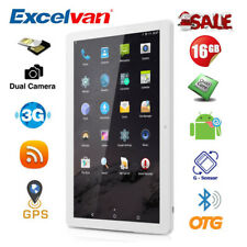 """10.1"""" WIFI+3G Tablette Tactile PC Android 6.0 Phablette 16GB Quad Core Téléphone"""