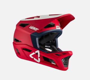 Leatt 4.0 V21.1 Adult MTB Cycling Helmet - Chilli