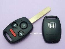 OEM HONDA ACCORD keyless entry remote fob OUCG8D-380H-A in NEW CASE W/ UNCUT KEY