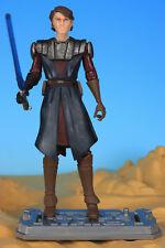 "Star Wars Rise of Boba Fett ANAKIN SKYWALKER 3.75"" Action Figure CW Hasbro 2010"