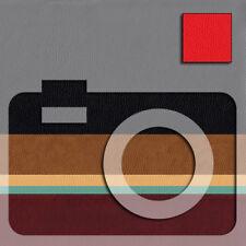 Kamera Belederung Kameraleder BODO Muster, 10 Farben, große Blätter 270 x 200 mm