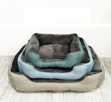 Self-Warming Cat and Dog Bed Cushion for Medium large Dogs Short plush
