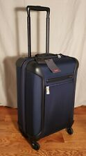 """NWT Tumi 22""""  Lightweight International Carry-on Luggage in Navy $595"""