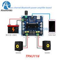 50W*2 TPA3116 Digital Bluetooth 4.1 TF Card AUX XH-A104 Power Amplifier Board